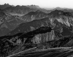 Berg Grat Alpen
