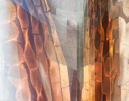 Fassade Spiegelung