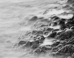 Winter Strand Meer