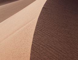 Sand Düne Grat Wüste