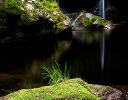 Wasserfall Bach Fluss