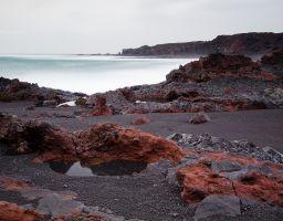 Strand Felsen Meer