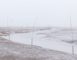 Nordsee Priel Fahrrinne Wattenmeer