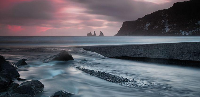 Einladung zu einem Islandabend mit unserer Bildershow DIE UNVOLLENDETE