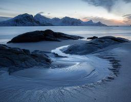 Strand Winter Meer