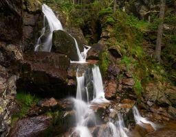 Riesloch-Wasserfälle