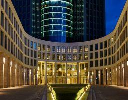 Architektur Wolkenkratzer Hochhaus
