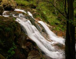 Riesloch-Wasserfälle 1