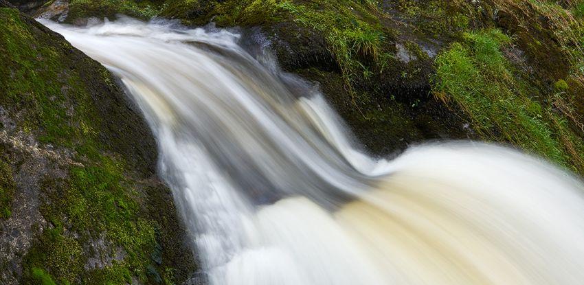 Die Triberger Wasserfälle im Schwarzwald