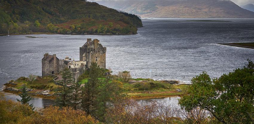 Schottland – von Edinburgh zur Westküste